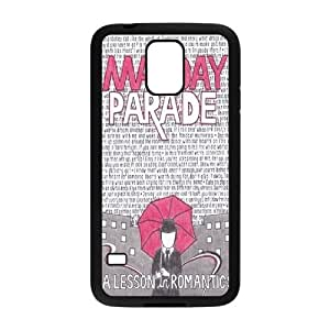 Cheap Plstic Case for samsung galaxy s5 i9600 w/ Mayday Parade image at Hmh-xase (style 2)