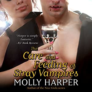 The Care and Feeding of Stray Vampires Hörbuch
