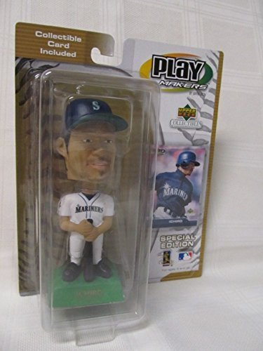Ichiro Bobble Head (2001 Upper Deck Play Makers Special Edition