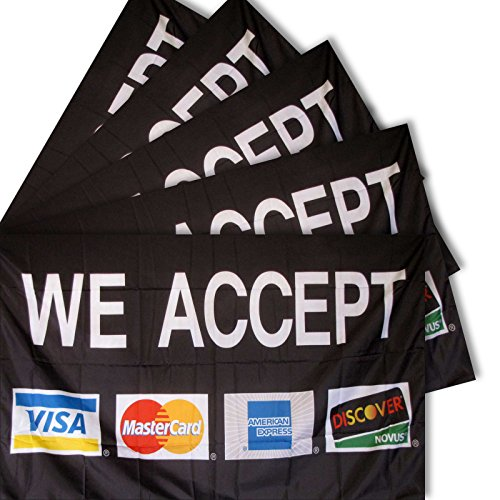 5-pack-of-neoplex-we-accept-visa-mastercard-3-x-5-flag