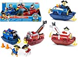 EXCLUSIVE Paw Patrol Pirate Pups - PIRATE VEHICLES with CHASE and MARSHALL FIGURES