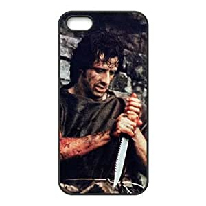 First Blood iPhone 4 4s Cell Phone Case Black Xhnng