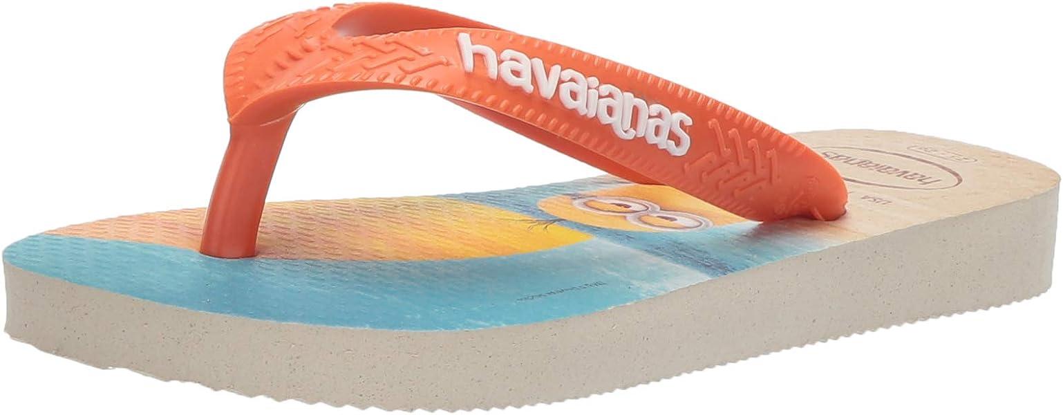 0b29f5cee20 Havaianas Kid s Minions Sandal (Toddler Little Kid)