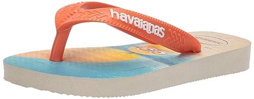 59d4b423a25764 Havaianas Kids Minions Sandal Flip Flops (Toddler Little Kid ...