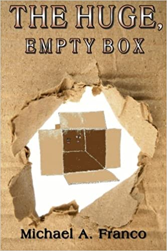 The huge empty box mr michael a franco mr michael franco the huge empty box mr michael a franco mr michael franco 9781530266340 amazon books sciox Gallery