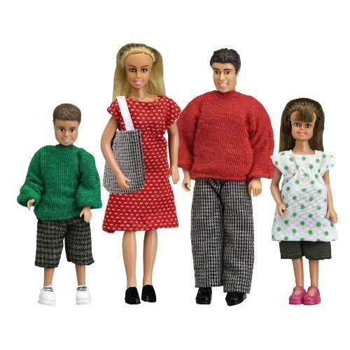 Lundby Smaland Doll Family by Lundby