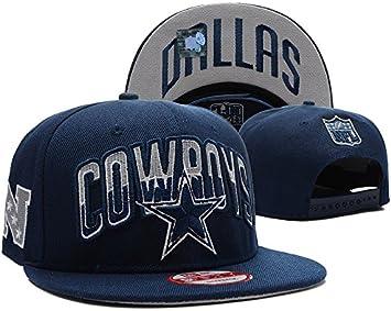 NFL Dallas Cowboys Equipo Home Gorras de béisbol: Amazon.es ...