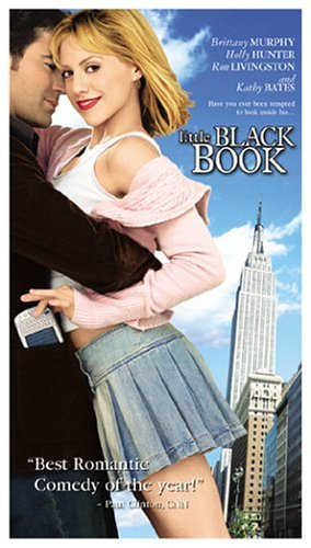 Scarcely Black Book [VHS]