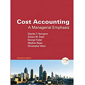 VangoNotes for Cost Accounting, 13/e Audiobook