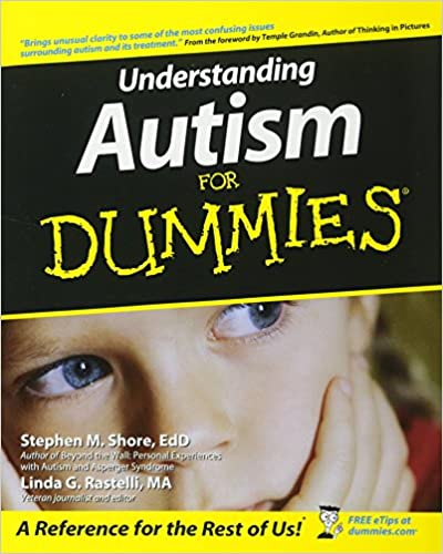 Understanding Autism for Dummies - Popular Autism Related Book
