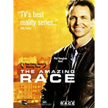The Amazing Race Poster TV D 11x17 Phil Keoghan