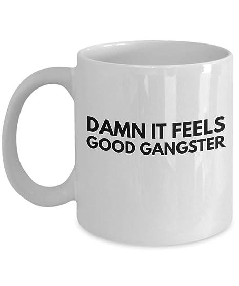 Regalos para amigos, compañeros de trabajo - Taza Gangsta ...