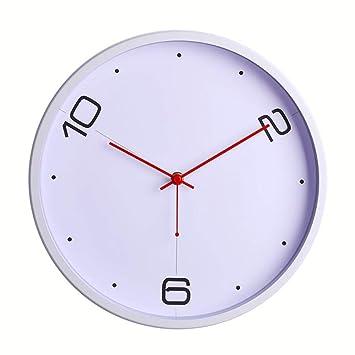 AFFC Reloj de Pared, Reloj de Pared Moderno Minimalista, Reloj de Pared Europeo,