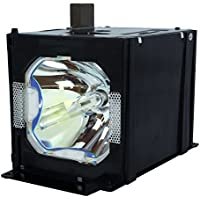AuraBeam Professional Replacement Projector Lamp for Sharp AN-K12LP/1 With Housing (Powered by Phoenix)
