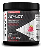 x5 vapor - *Flash Sale* STRIKE 2X Raspberry Madness 345 g 12.1 oz - Pre-Workout | Endurance | Extreme Energy | Recovery | Focus | Exercise Training | Gym Body Building - Exp 07-2018