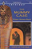 img - for The Mummy Case (Harlequin Intrigue No. 257) book / textbook / text book