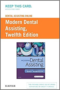 Dental Assisting Online for Modern Dental Assisting (Access Card), 12e