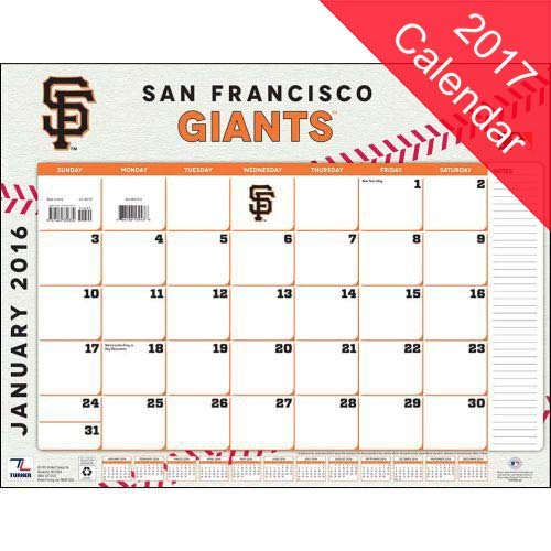 Amazon In Buy San Francisco Giants 2017 Calendar Book Online At Low Prices In India San Francisco Giants 2017 Calendar Reviews Ratings