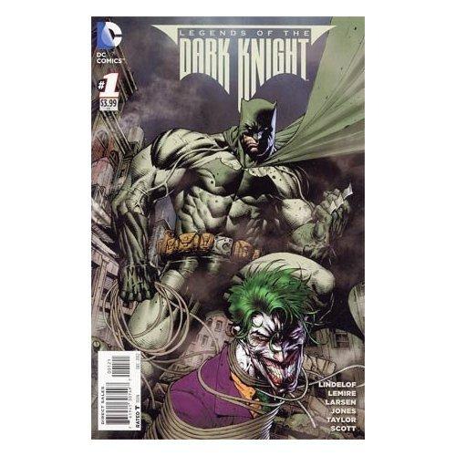 Legends of the Dark Knight Vol.2 #1
