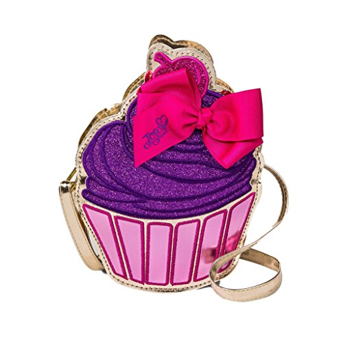 Price comparison product image JoJo Siwa Cupcake Purse Crossbody Handbag for Girls Bow Bag