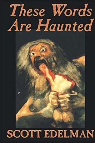 book cover of These Words Are Haunted