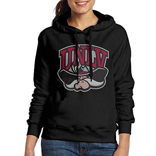 Ano Women's Sweater UNLV Logo Size XL Black