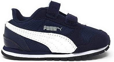PUMA St Runner V2 Mesh V Inf, Zapatillas de Running Unisex Niños: Amazon.es: Zapatos y complementos