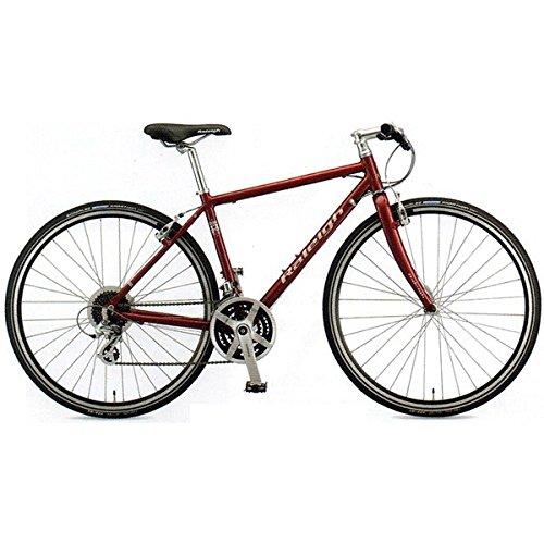 RALEIGH(ラレー) クロスバイク Radford-LTD (RFL) ノッティンガムレッド 450mm B07676GXJB