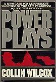 Power Plays, Collin Wilcox, 0394501721