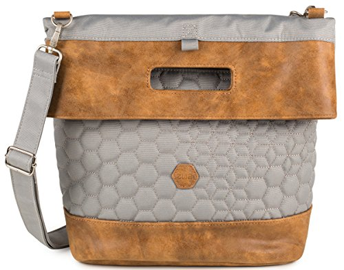 Greenposh Ferdi Women's Be Shoulder Bei Versandkostenfrei Fe16 Bag Zwei Zwei grey EYA4wqxU