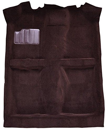 1982 to 1987 Dodge Charger Carpet Custom Molded Replacement Kit, 2 Door (830-Buckskin Plush Cut ()