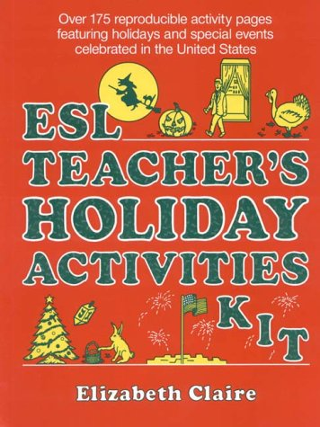 ESL Teacher's Holiday Activities Kit -