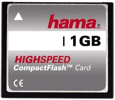 Hama Compactflash High Speed Speicherkarte 1gb Computer Zubehör