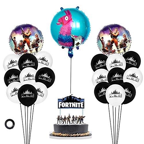 Top recommendation for fortnite party supplies balloons