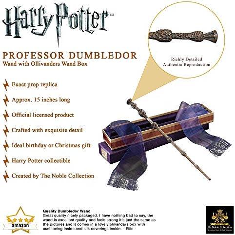 The Noble CollectionHarry Potter Filmstütze - Dumbledore Zauberstab