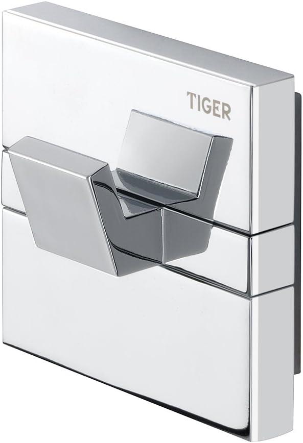 Tiger Safira Haken groß chrom