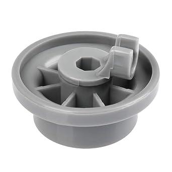 Size 4 cesta rollo lavavajilla se puede bajo Lavavajillas BOSCH Neff 165314 Lavavajillas ruedas SIEMENS