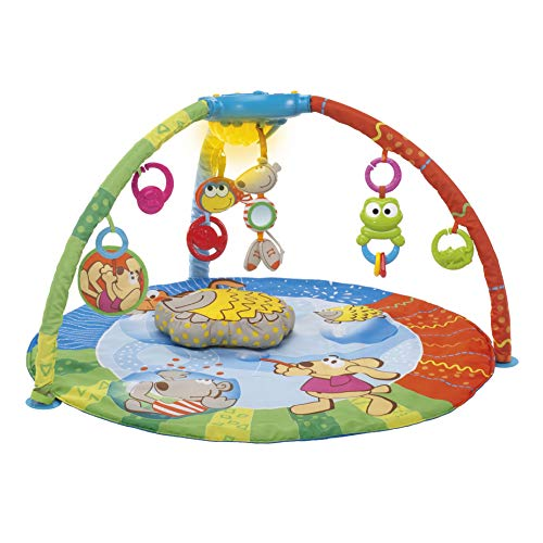 Bubble Gym, Chicco, Colorido