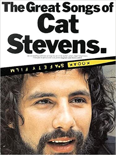 The Great Songs of Cat Stevens Piano Vocal Guitar: Amazon co uk: Cat