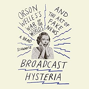 Broadcast Hysteria Audiobook