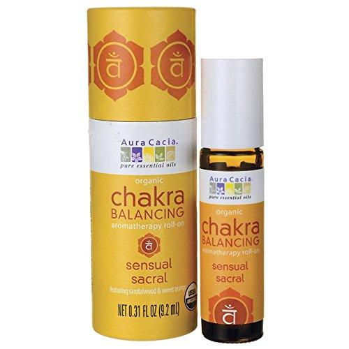 Chakra Balancing Aromatherapy Roll-on - Sensual Sacral