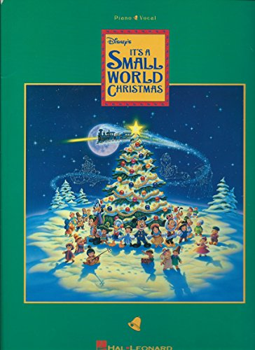 Disney's It's A Small World Christmas (Songbook) Piano/ Vocal/ Guitar