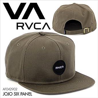 new concept f0915 41c96 ルーカ(RVCA)キャップ JOJO SIX PANEL  AF042902   AF042-902  メンズ