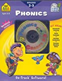 Phonics 2-3, School Zone Publishing Interactive Staff, 0887439594