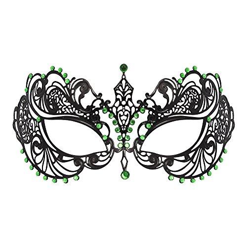 WINK  (Green Masquerade Masks)