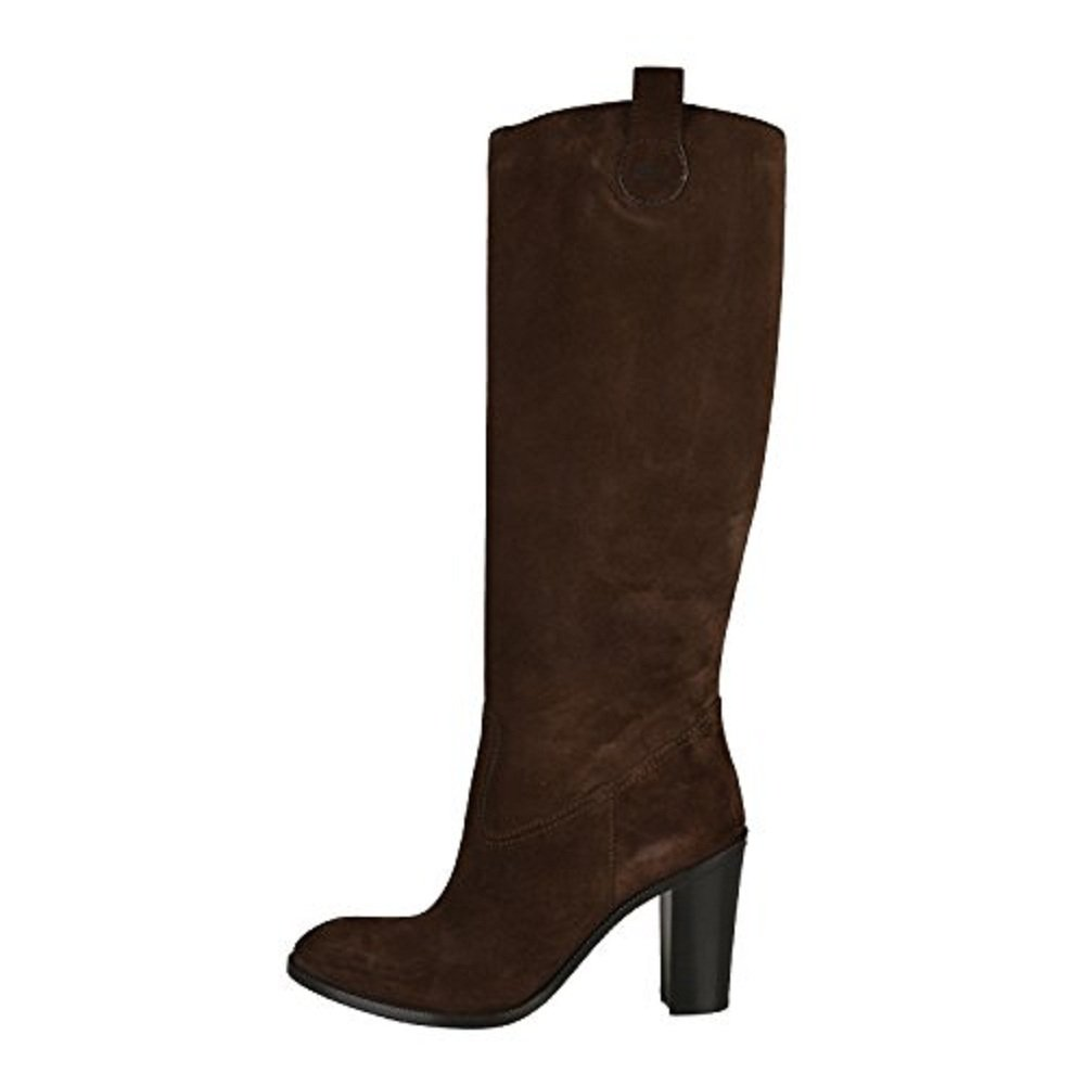 a754be7b4 Amazon.com | Gucci Suede Leather High Heel Boots Shoes | Knee-High