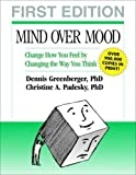 Mind Over Mood Change How You Feel by Changing the Way You Think by Padesky, Christine A. ( AUTHOR ) May-10-1995 Paperback