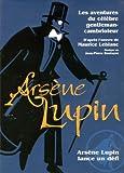 Arsene Lupin - Arsene Lupin Lance Un Defi (Original French ONLY Version - No English Options)