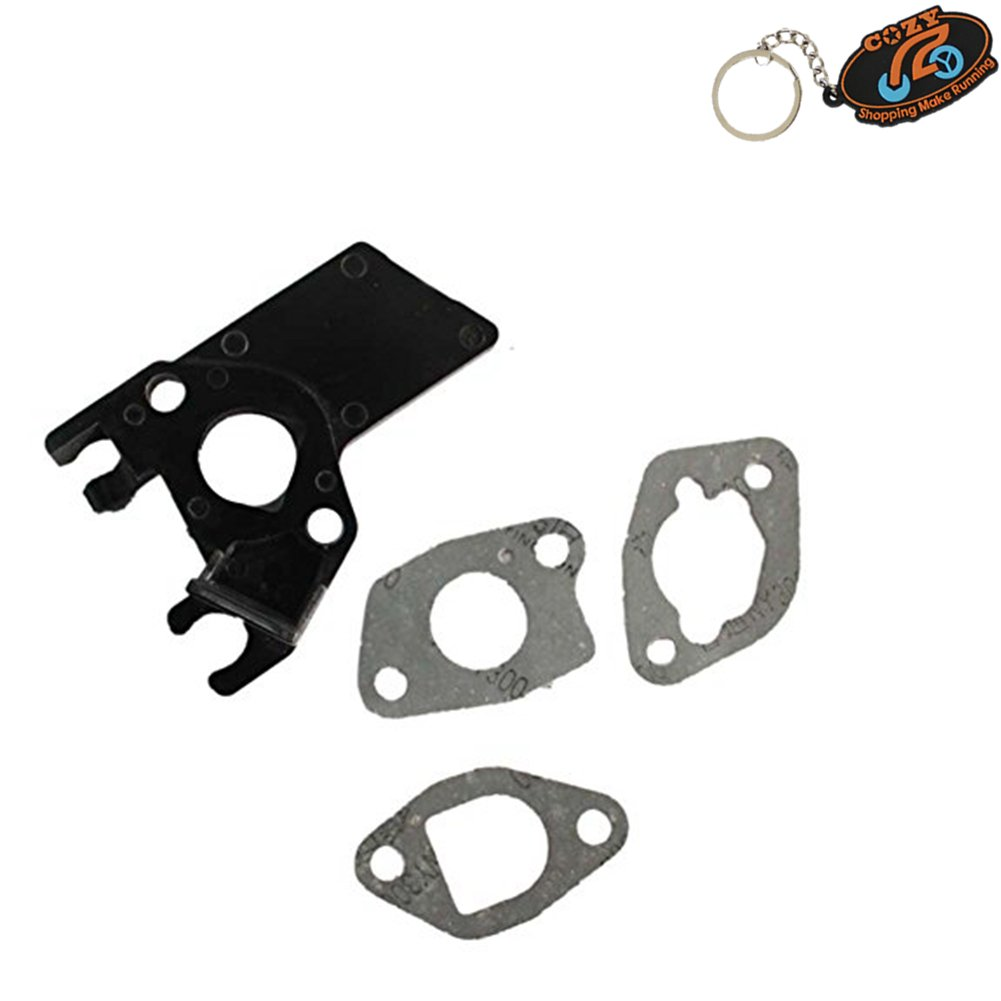 Cozy Pack of Intake Manifold Carburetor Gaskets for Mini Baja Warrior Heat 163cc 5.5hp 196cc 6.5hp Baja Mb165 Mb200 Bike