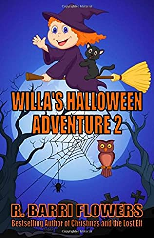 book cover of Willa\'s Halloween Adventure 2
